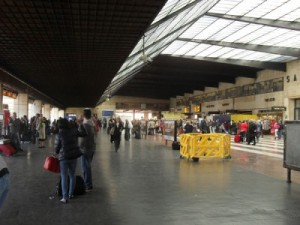 treinstation Firenze SMN